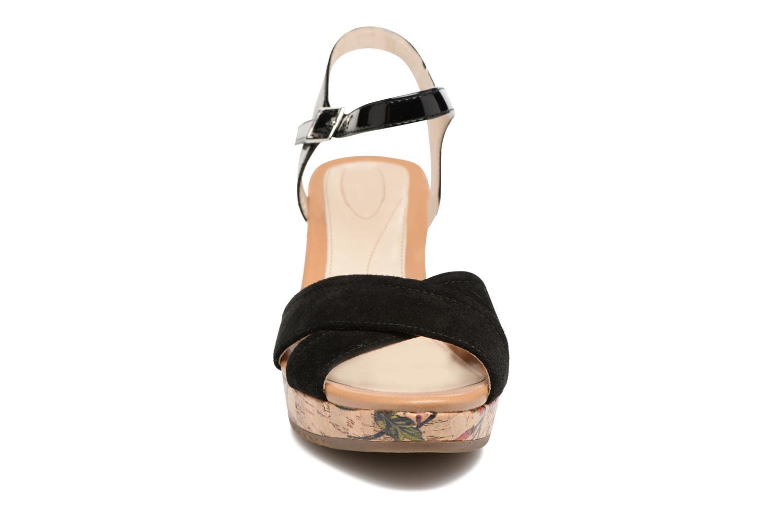 Sandales et nu-pieds Stonefly Marlene II Noir vue portées chaussures