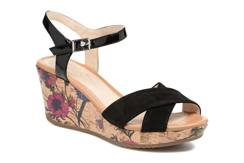 Sandales et nu-pieds Stonefly Marlene II Noir vue détail/paire