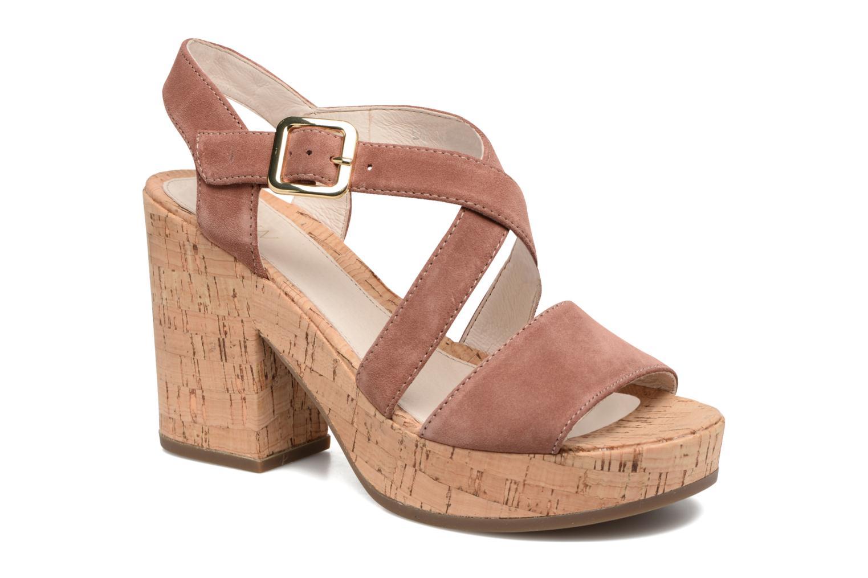 Sandales et nu-pieds Stonefly Carol 4 Marron vue détail/paire