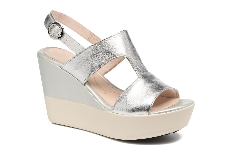 Marques Chaussure femme Stonefly femme Saint Tropez Silver