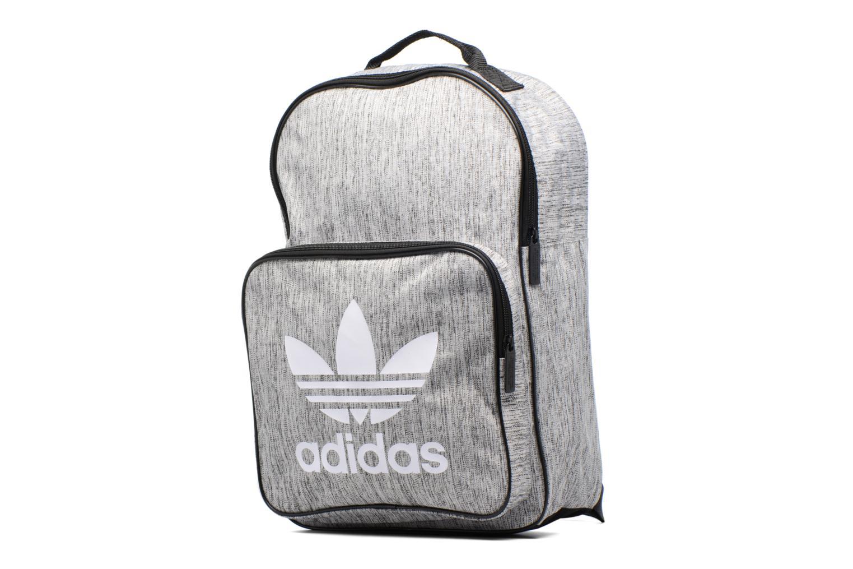 Sacs à dos Adidas Originals BP CLASS CASUAL Gris vue portées chaussures