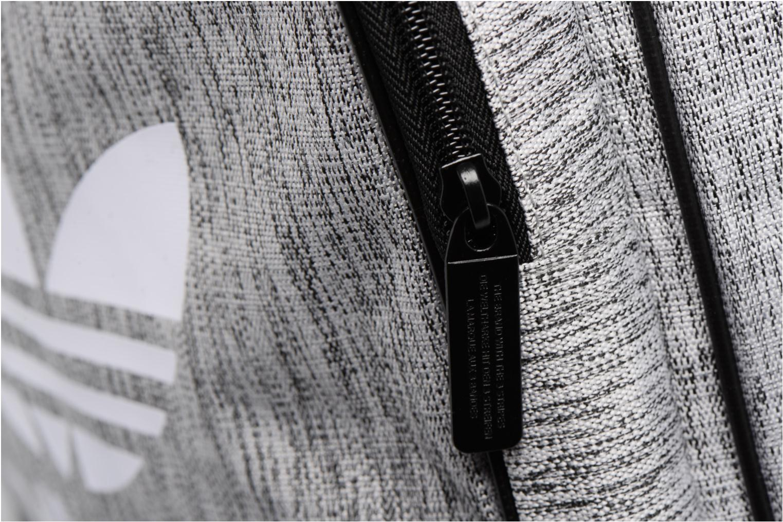 Sacs à dos Adidas Originals BP CLASS CASUAL Gris vue gauche