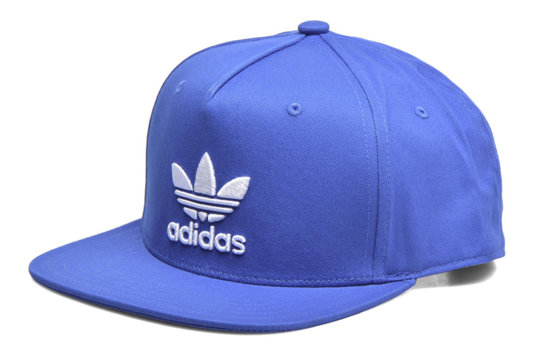 Divers Adidas Originals AC CAP TRE FLAT Casquette Bleu vue détail/paire