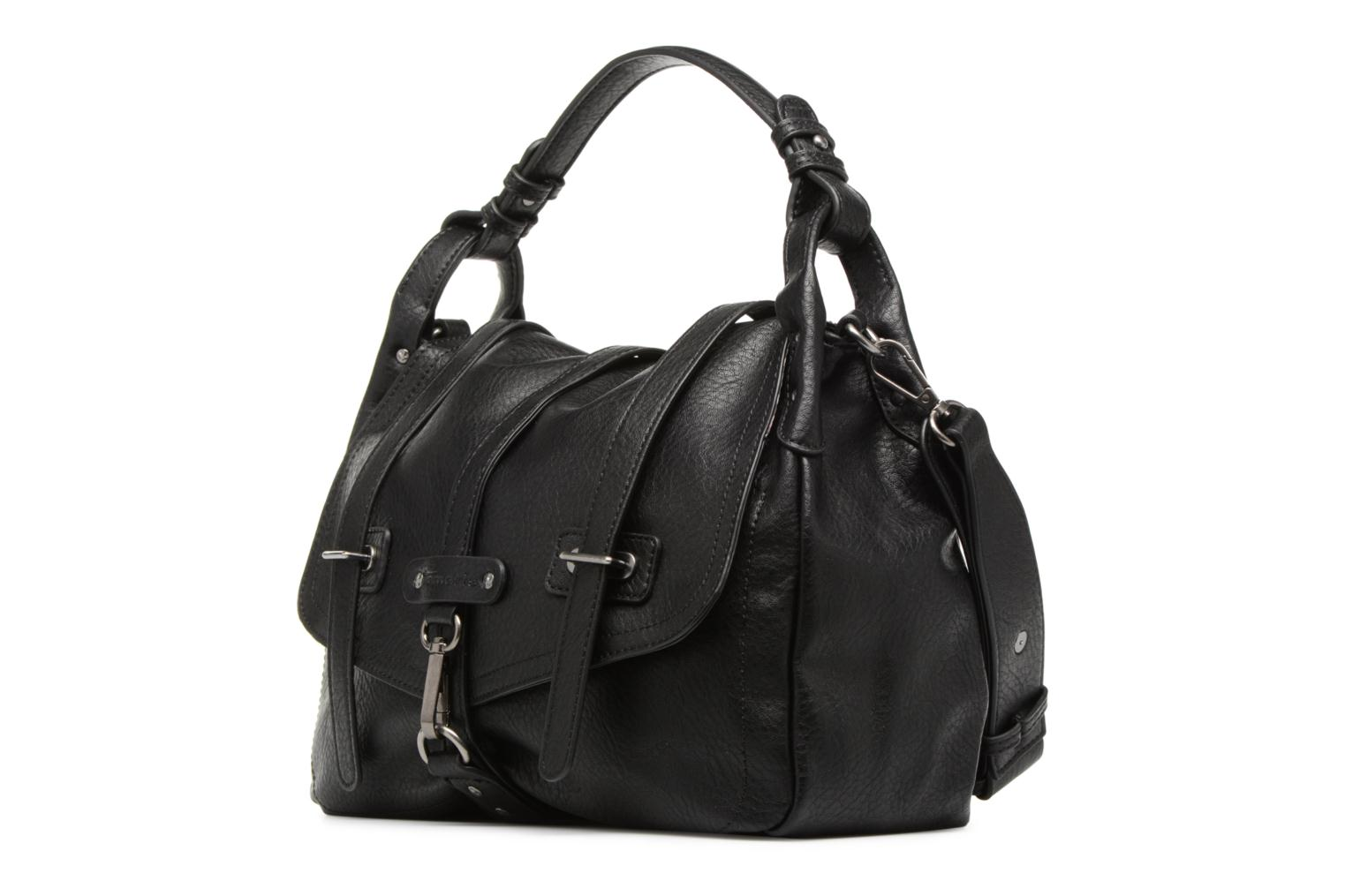 Handtassen Tamaris Bernadette Satchel bag Zwart model