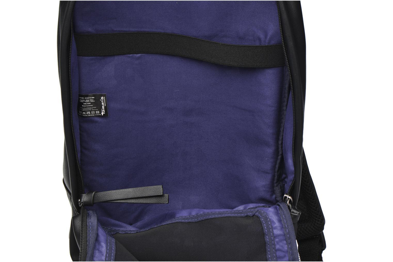Rugzakken Tamaris Leticia Backpack Zwart achterkant