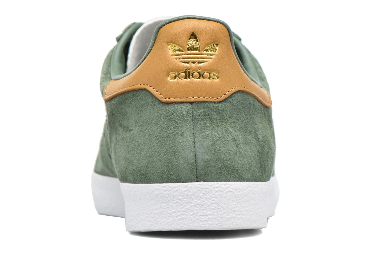 Baskets Adidas Originals Adidas 350 Vert vue droite