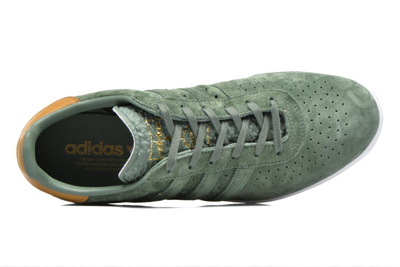 Baskets Adidas Originals Adidas 350 Vert vue gauche