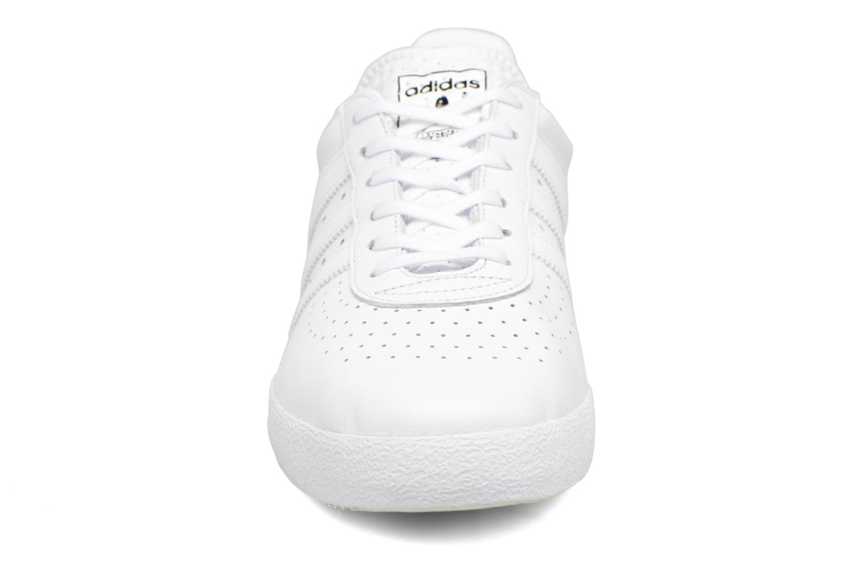 Baskets Adidas Originals Adidas 350 Blanc vue portées chaussures