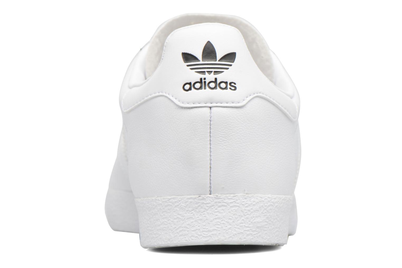 Baskets Adidas Originals Adidas 350 Blanc vue droite