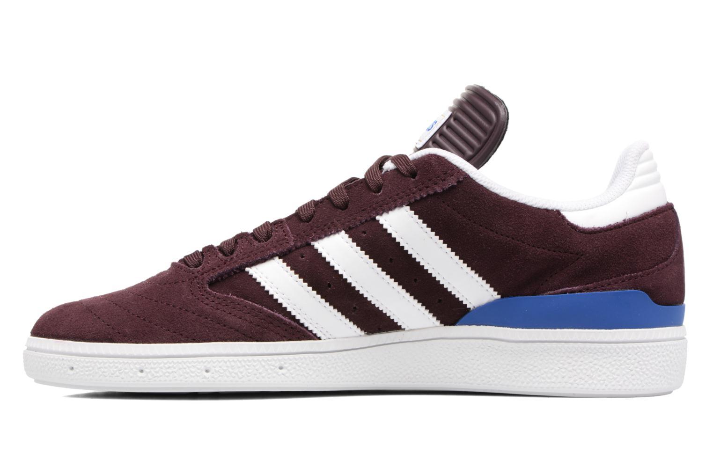 Sneakers Adidas Originals Busenitz Bordeaux voorkant