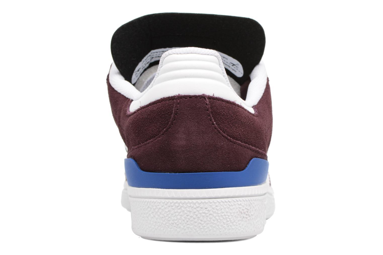 Baskets Adidas Originals Busenitz Bordeaux vue droite