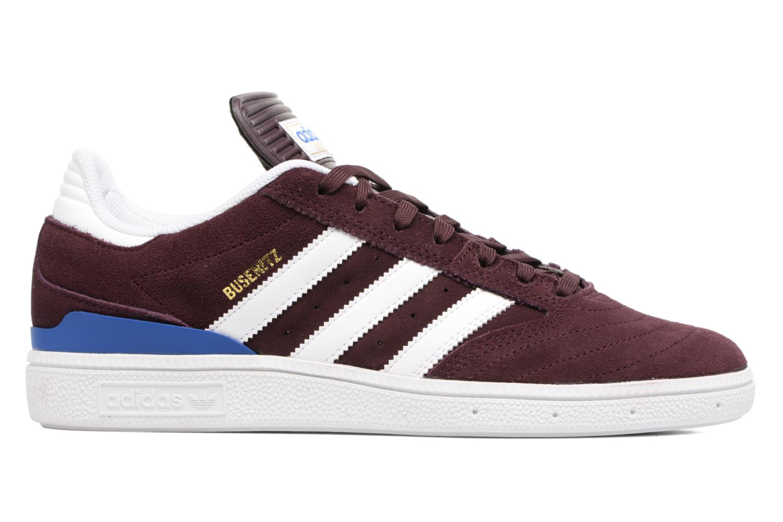 Sneakers Adidas Originals Busenitz Bordeaux achterkant