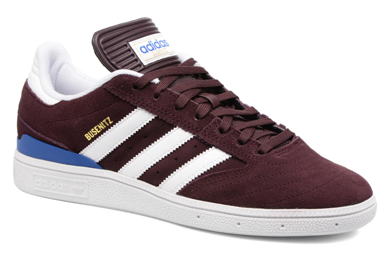 Sneakers Adidas Originals Busenitz Bordeaux detail