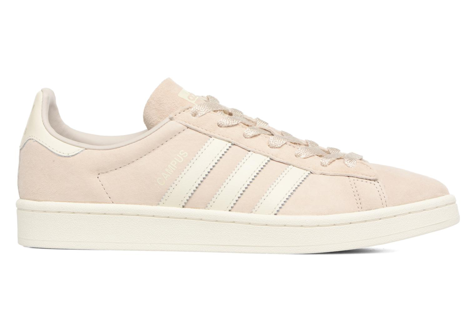 Baskets Adidas Originals Campus Beige vue derrière