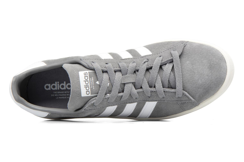 Borcol/Ftwbla/Blacra Adidas Originals Campus (Rouge)