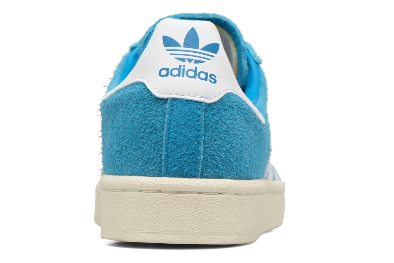 Baskets Adidas Originals Campus Bleu vue derrière