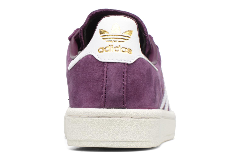 Baskets Adidas Originals Campus W Violet vue droite