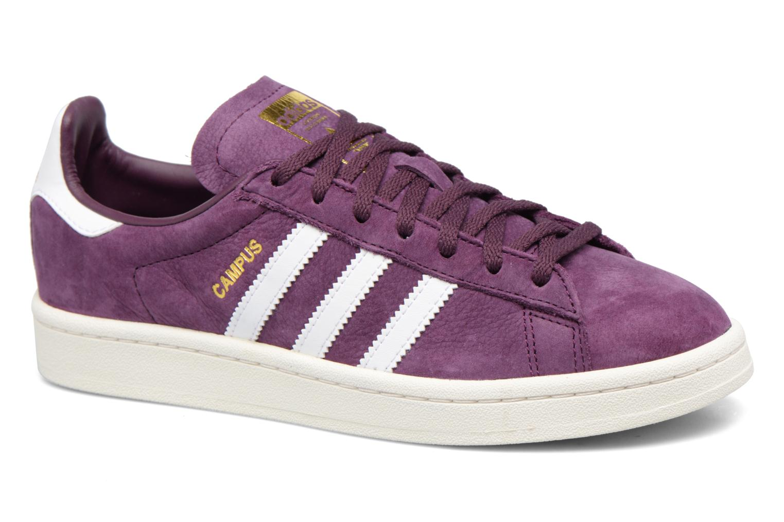 Adidas Originals Campus W (Violet) - Baskets chez Sarenza (307183)