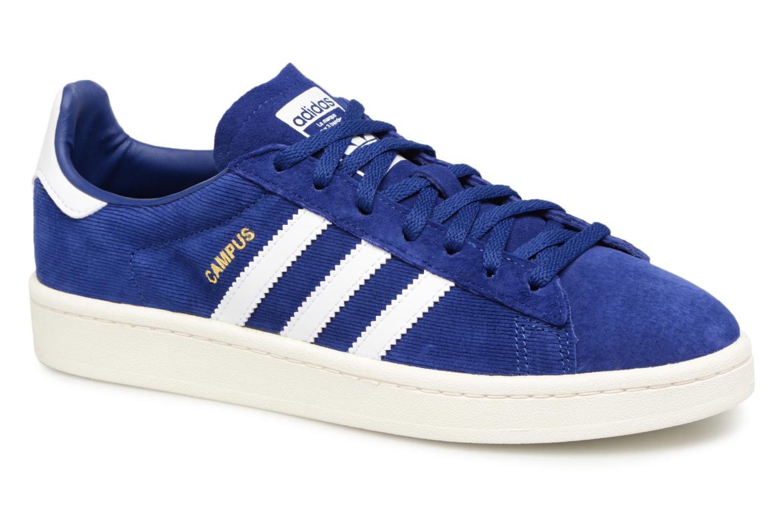 Últimos recortes de precios Adidas Originals Campus W (Azul) - Deportivas chez Sarenza