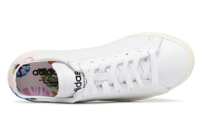 Encleg/Blacas/Encleg Adidas Originals Courtvantage W (Bleu)