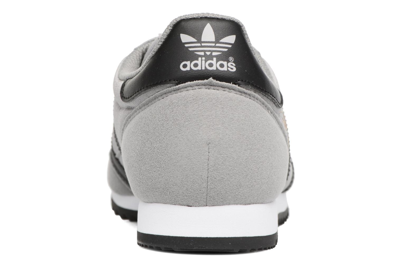 Sneaker Adidas Originals Dragon Og grau ansicht von rechts