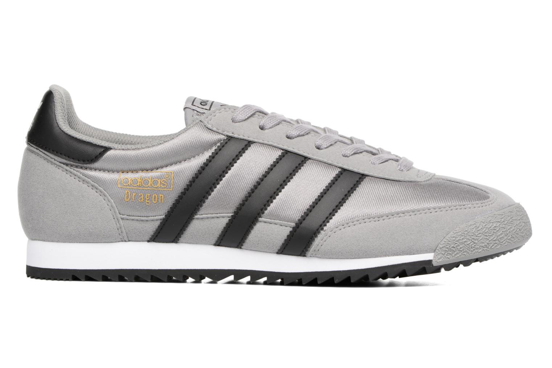 Sneaker Adidas Originals Dragon Og grau ansicht von hinten
