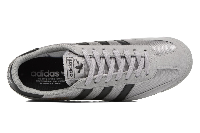 Sneaker Adidas Originals Dragon Og grau ansicht von links