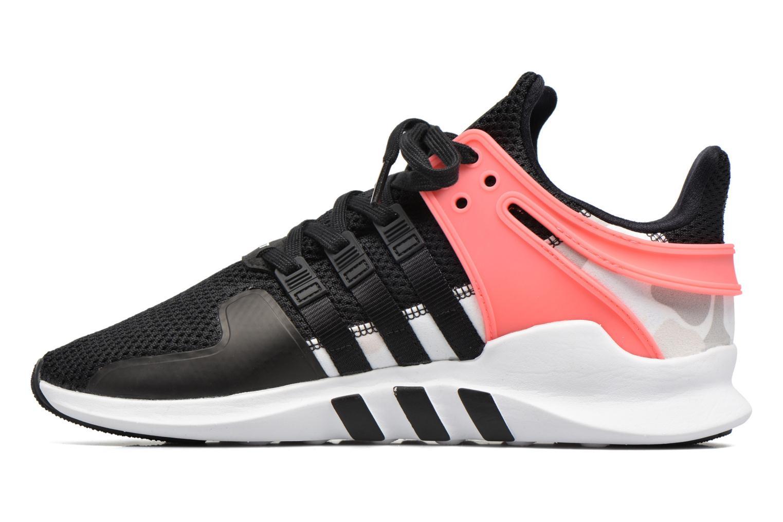 Sneakers Adidas Originals Eqt Support Adv Nero immagine frontale