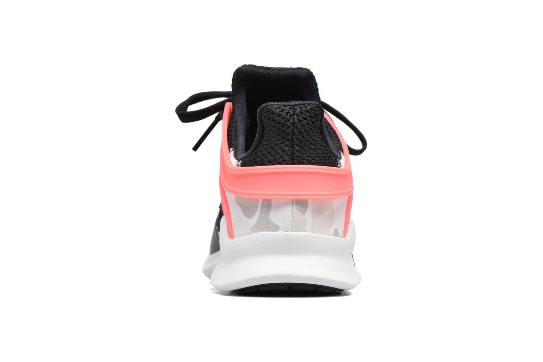 Baskets Adidas Originals Eqt Support Adv Noir vue droite
