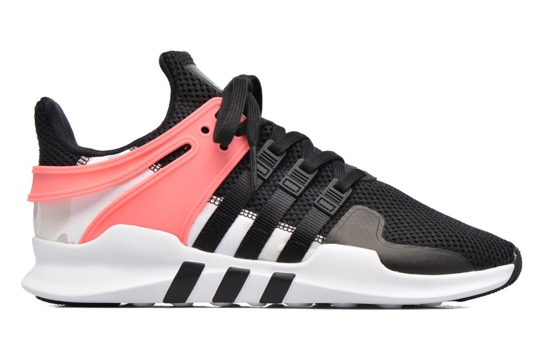 Sneakers Adidas Originals Eqt Support Adv Nero immagine posteriore