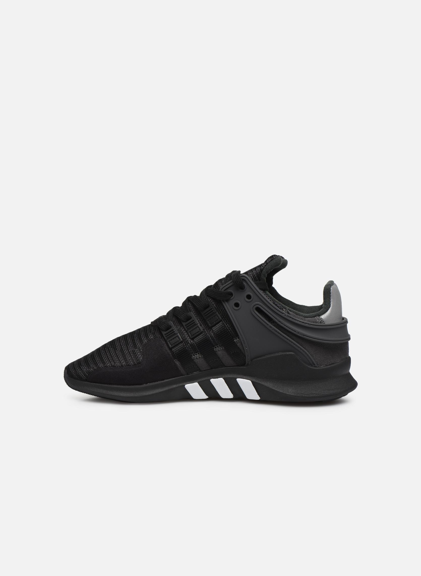 Sneaker Adidas Originals Eqt Support Adv schwarz ansicht von vorne