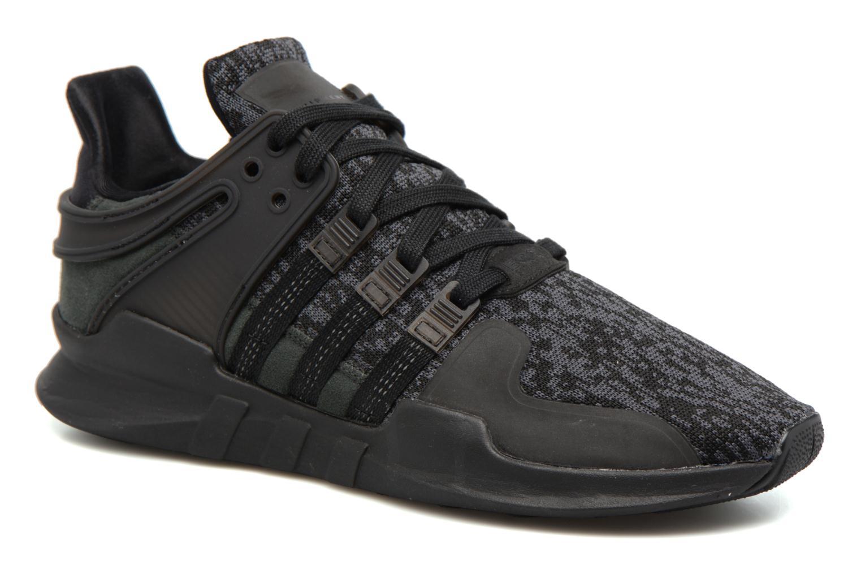 Baskets Adidas Originals Eqt Support Adv Noir vue détail/paire
