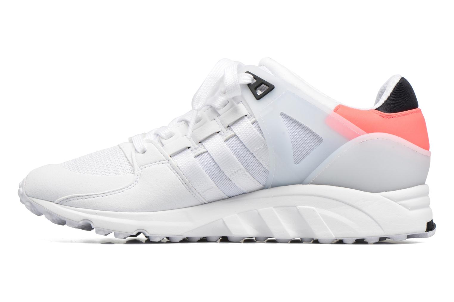 Baskets Adidas Originals Eqt Support Rf Blanc vue face