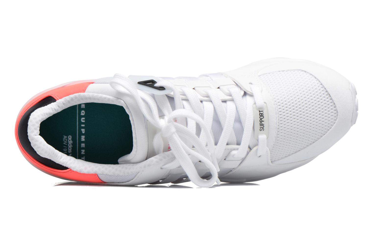 Baskets Adidas Originals Eqt Support Rf Blanc vue gauche