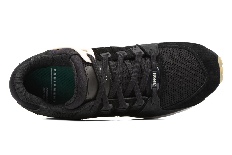 Baskets Adidas Originals Eqt Support Rf Noir vue gauche