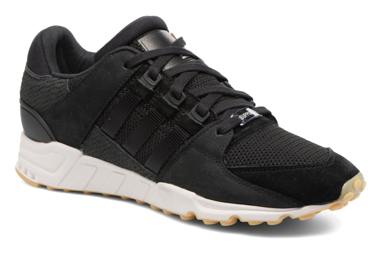 Baskets Adidas Originals Eqt Support Rf Noir vue détail/paire