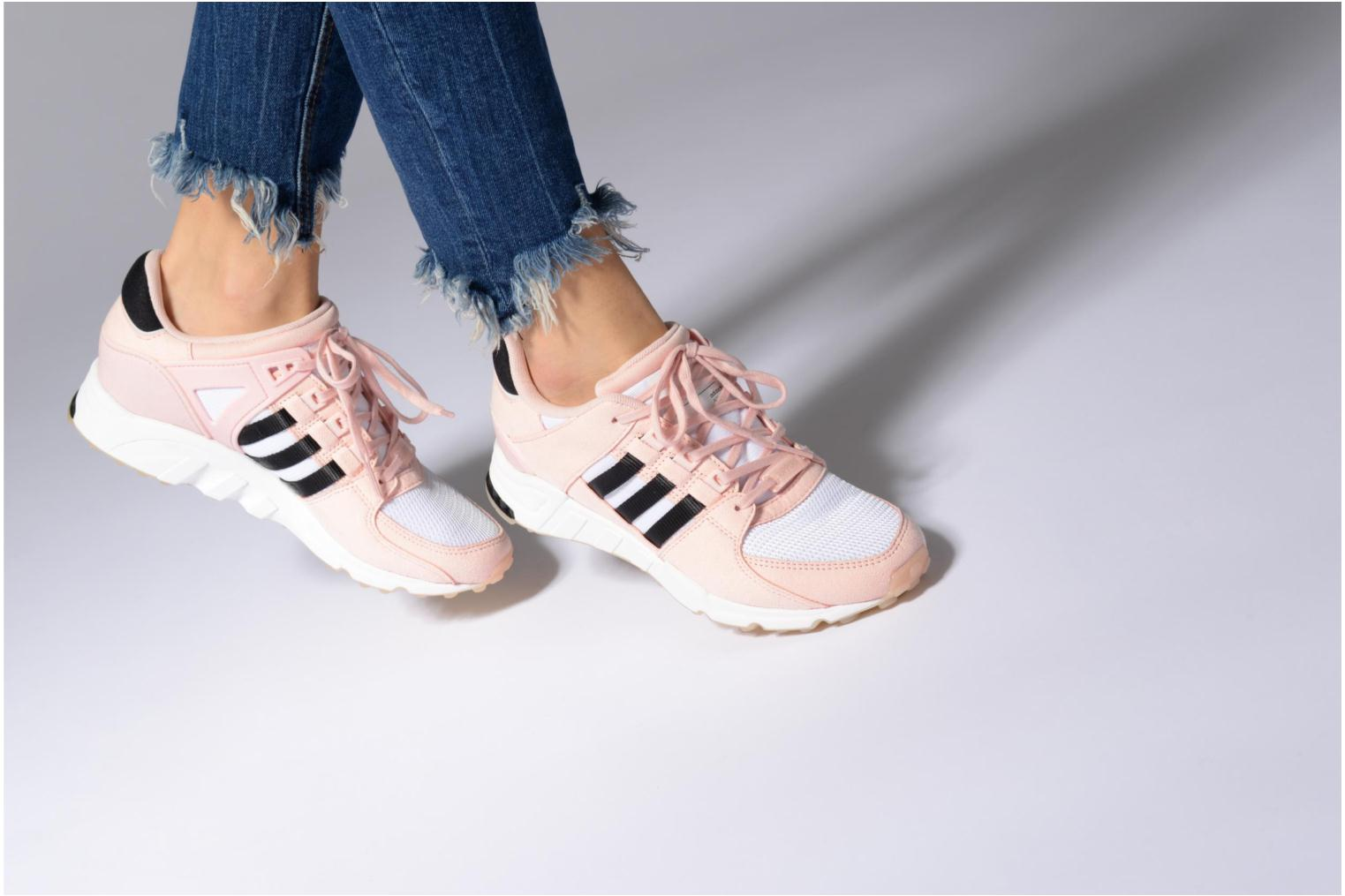Maugla/Ftwbla/Turbo Adidas Originals Eqt Support Rf W (Rose)