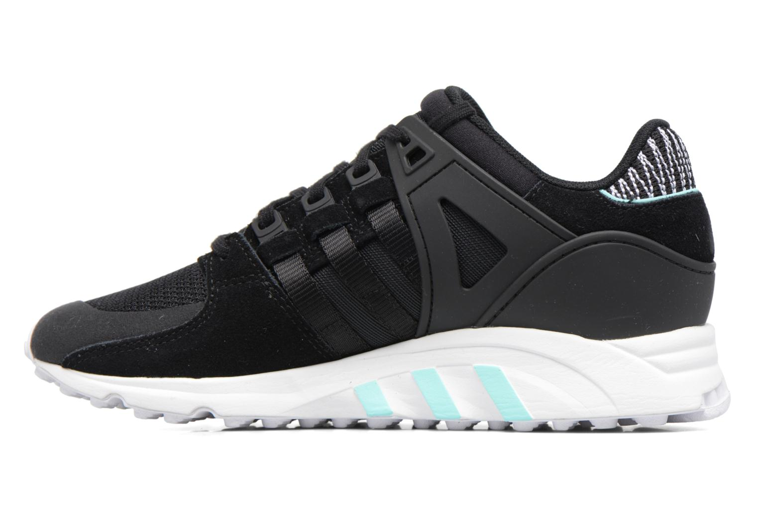 Baskets Adidas Originals Eqt Support Rf W Noir vue face