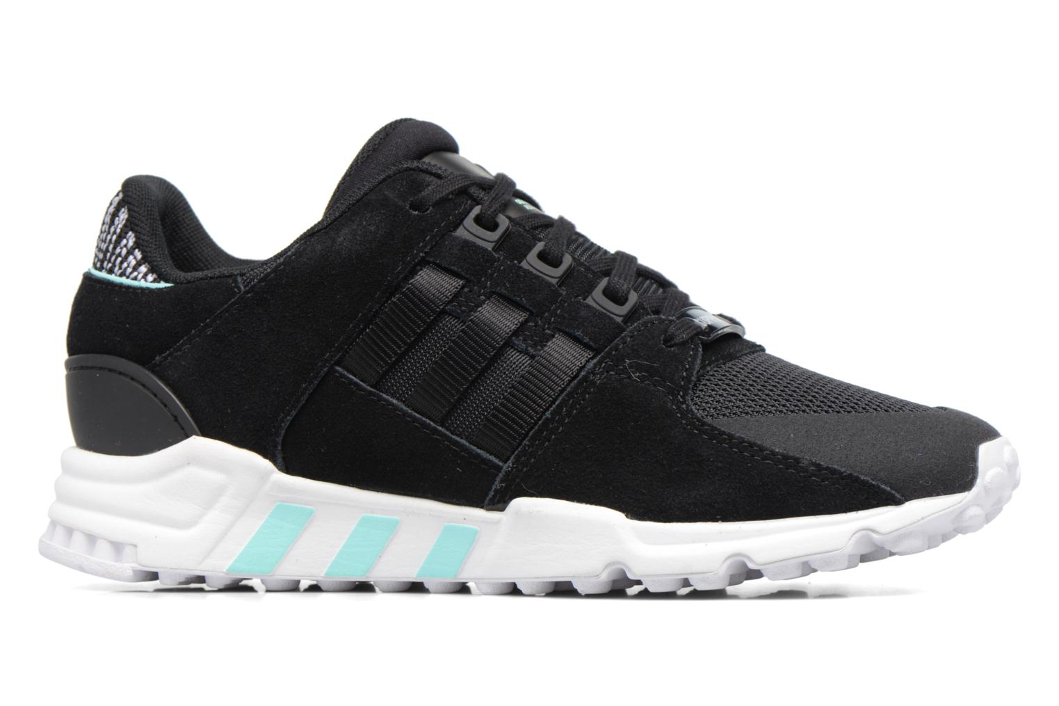 Baskets Adidas Originals Eqt Support Rf W Noir vue derrière