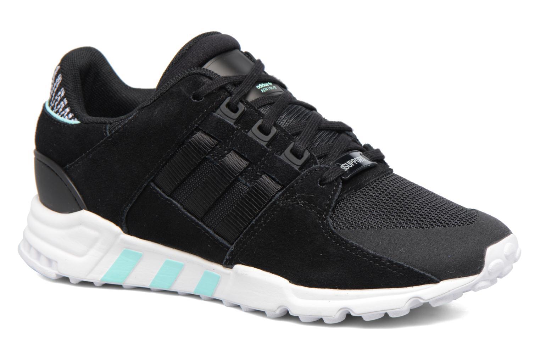 Últimos recortes de precios Adidas Originals Eqt Support Rf W (Negro) - Deportivas chez Sarenza
