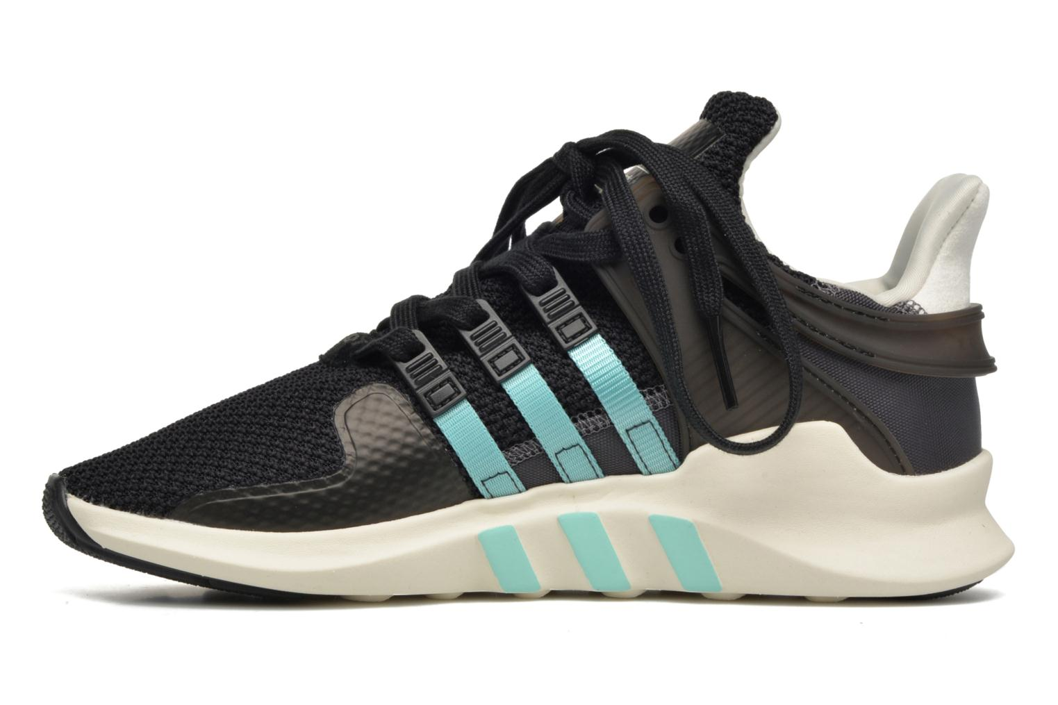 Deportivas Adidas Originals Equipment Support Adv W Negro vista de frente