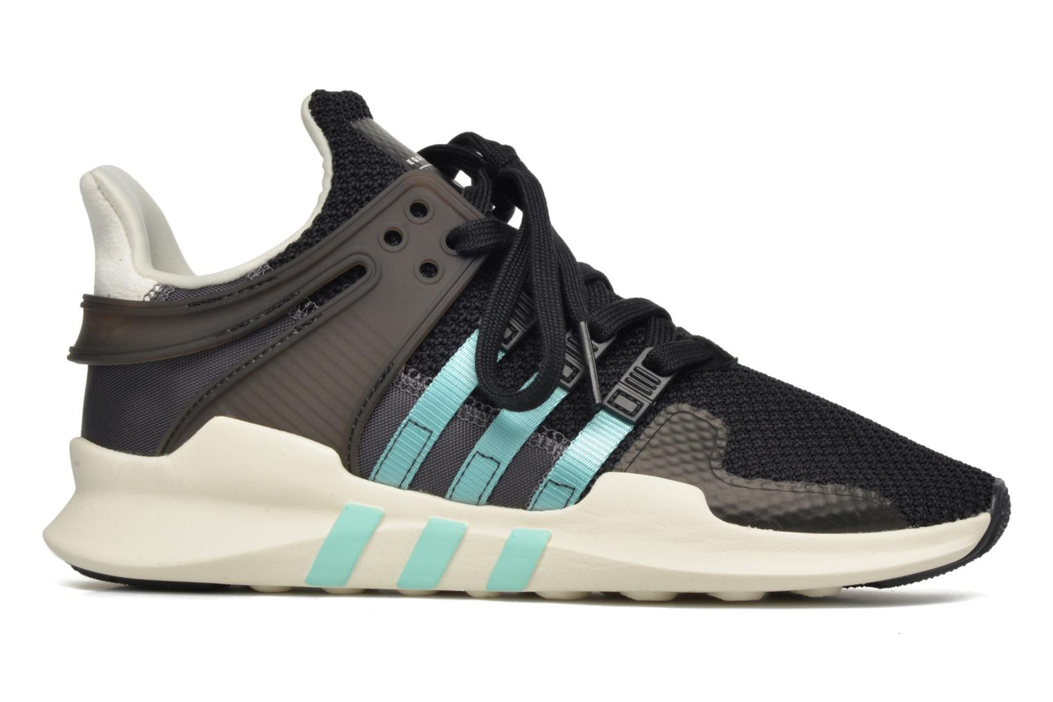 Deportivas Adidas Originals Equipment Support Adv W Negro vistra trasera