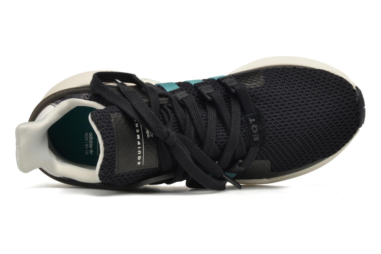 Baskets Adidas Originals Equipment Support Adv W Noir vue gauche