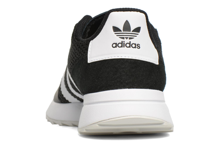 Baskets Adidas Originals Flb W Noir vue droite