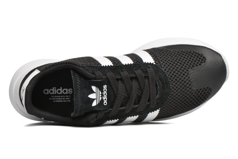 Deportivas Adidas Originals Flb W Negro vista lateral izquierda