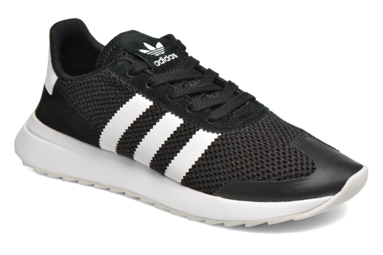 new product 69bda 935a8 Zapatos promocionales Adidas Originals Flb W (Negro) - Deportivas Zapatos  casuales salvajes