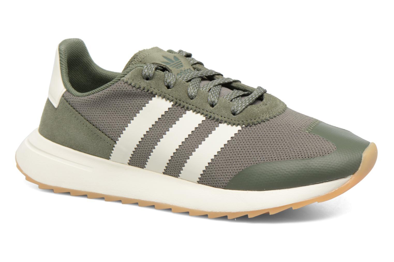 timeless design 9d690 dc394 Zapatos promocionales Adidas Originals Flb W (Verde) - Deportivas Los  últimos zapatos de descuento