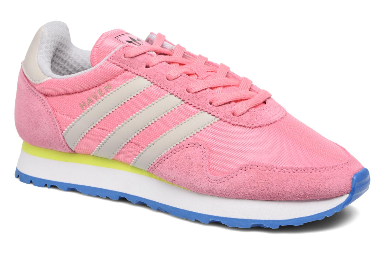 Adidas Originals Haven W (Rose) - Baskets chez Sarenza (288663)
