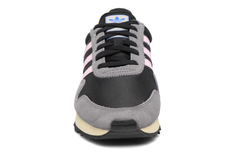Baskets Adidas Originals Haven W Noir vue portées chaussures