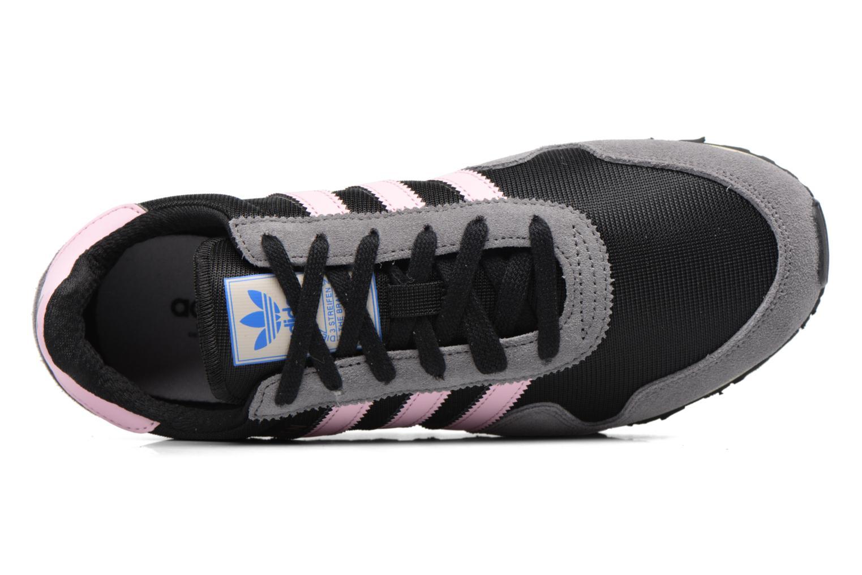 Sneaker Adidas Originals Haven W schwarz ansicht von links